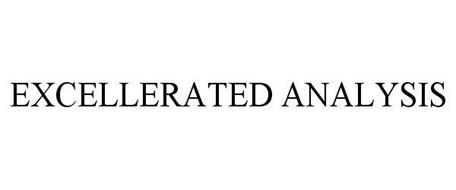EXCELLERATED ANALYSIS