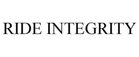 RIDE INTEGRITY