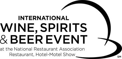 INTERNATIONAL WINE, SPIRITS & BEER EVENTAT THE NATIONAL RESTAURANT ASSOCIATION RESTAURANT, HOTEL-MOTEL SHOW