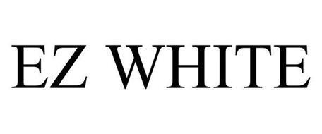EZ WHITE