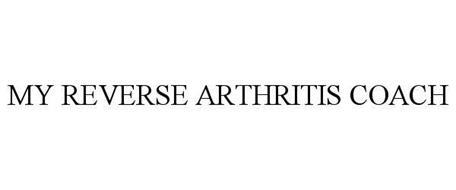 MY REVERSE ARTHRITIS COACH