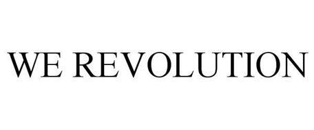 WE REVOLUTION