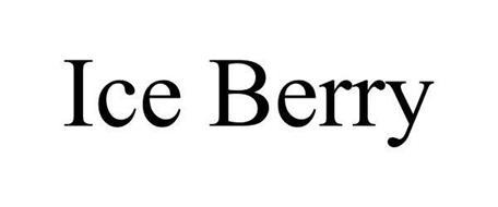 ICE BERRY