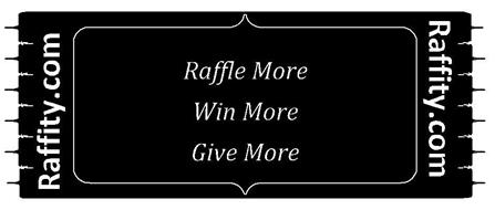 RAFFITY.COM RAFFLE MORE WIN MORE GIVE MORE RAFFITY.COM