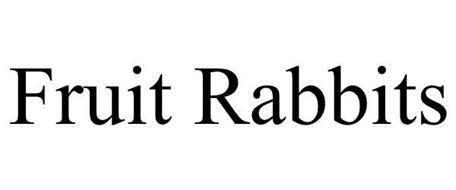 FRUIT RABBITS