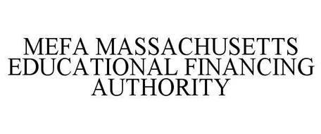 MEFA MASSACHUSETTS EDUCATIONAL FINANCING AUTHORITY