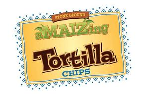 STONE GROUND AMAIZING TORTILLA CHIPS