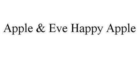 APPLE & EVE HAPPY APPLE