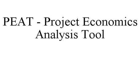 PEAT - PROJECT ECONOMICS ANALYSIS TOOL