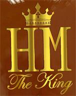 HM THE KING