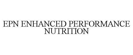 EPN ENHANCED PERFORMANCE NUTRITION
