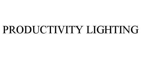 PRODUCTIVITY LIGHTING