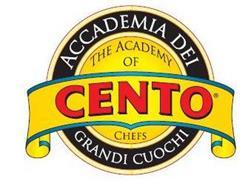 CENTO ACCADEMIA DEI GRANDI CUOCHI THE ACADEMY OF CHEFS