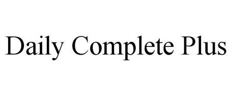 DAILY COMPLETE PLUS