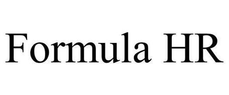 FORMULA HR