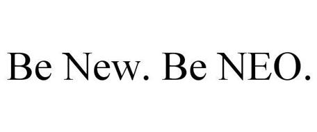 BE NEW. BE NEO.