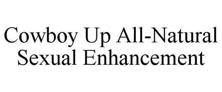COWBOY UP ALL-NATURAL SEXUAL ENHANCEMENT