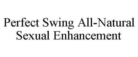PERFECT SWING ALL-NATURAL SEXUAL ENHANCEMENT