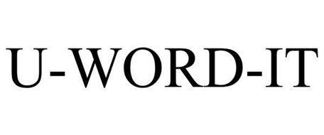 U-WORD-IT