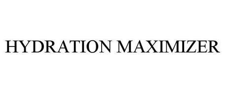 HYDRATION MAXIMIZER