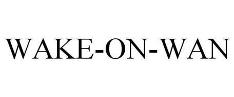 WAKE-ON-WAN