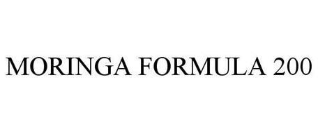 MORINGA FORMULA 200