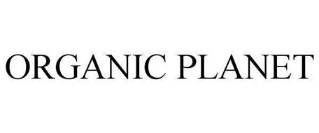 ORGANIC PLANET