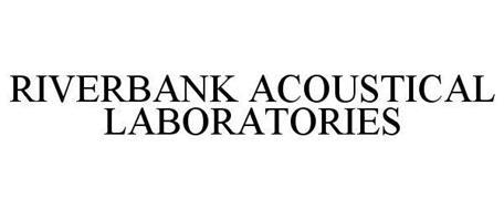 RIVERBANK ACOUSTICAL LABORATORIES