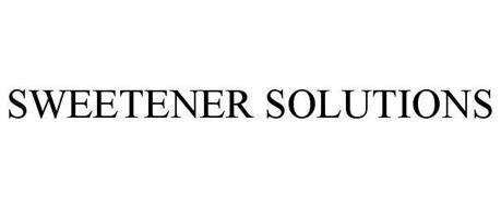 SWEETENER SOLUTIONS