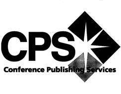 CPS CONFERENCE PUBLISHING SERVICES