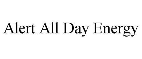 ALERT ALL DAY ENERGY