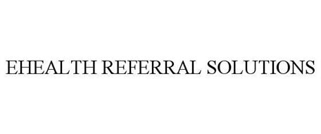 EHEALTH REFERRAL SOLUTIONS