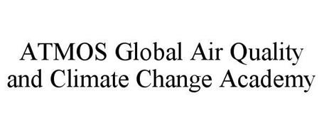 ATMOS GLOBAL AIR QUALITY AND CLIMATE CHANGE ACADEMY