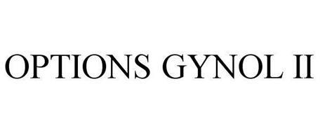 OPTIONS GYNOL II