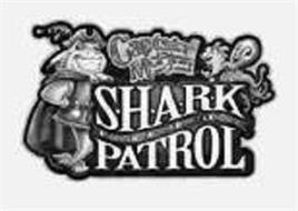 CAPTAIN MCFINN SHARK PATROL STUDENTS HELP ACHIEVE RESPECT & KINDNESS