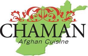 CHAMAN AFGHAN CUISINE
