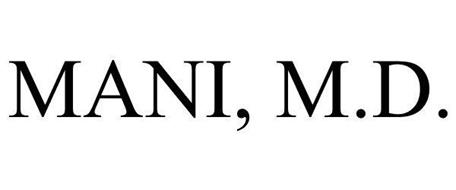 MANI M.D.
