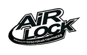 AIR LOCK 100% QUALITY TESTED FOR AIR TIGHTNESS