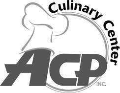 CULINARY CENTER ACP, INC.
