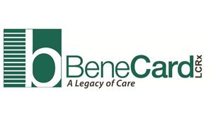 B BENECARD LCRX A LEGACY OF CARE
