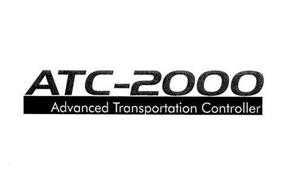 ATC-2000 ADVANCED TRANSPORTATION CONTROLLER