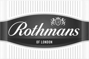 R ROTHMANS OF LONDON