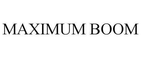 MAXIMUM BOOM