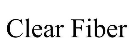 CLEAR FIBER