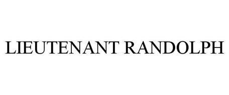 LIEUTENANT RANDOLPH