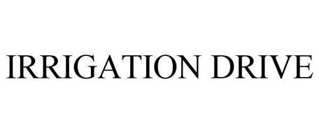 IRRIGATION DRIVE