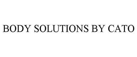 BODY SOLUTIONS BY CATO