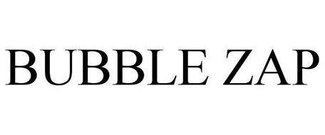 BUBBLE ZAP