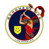 GOODNESS MFG. LOS ANGELES