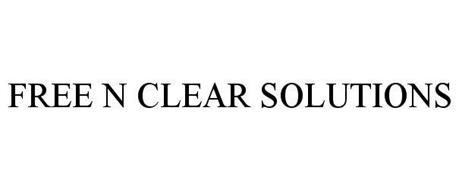 FREE N CLEAR SOLUTIONS